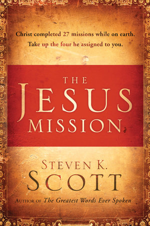 The Jesus Mission by