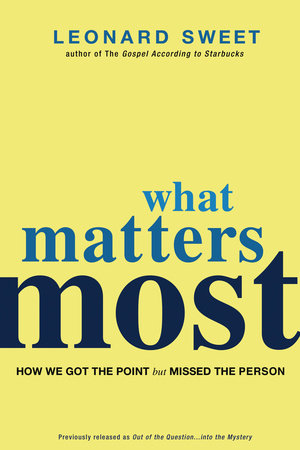 What Matters Most by