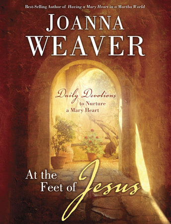 At the Feet of Jesus by
