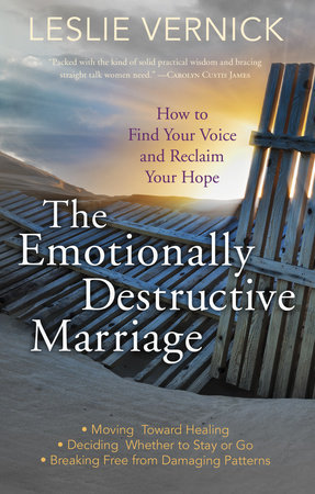 The Emotionally Destructive Marriage by