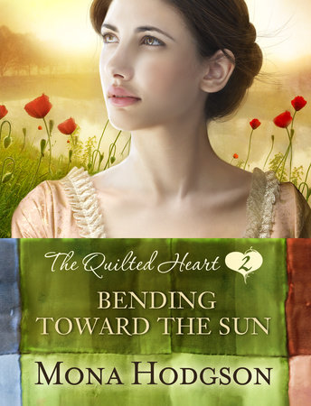 Bending Toward the Sun by Mona Hodgson