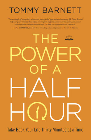 The Power of a Half Hour by