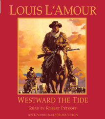 Westward the Tide Cover