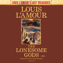 The Lonesome Gods Cover