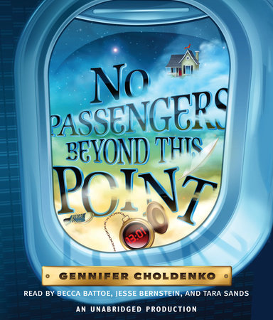 No Passengers Beyond This Point by Gennifer Choldenko
