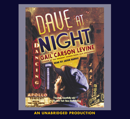 Dave at Night by