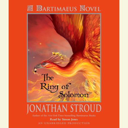The Ring of Solomon: A Bartimaeus Novel by