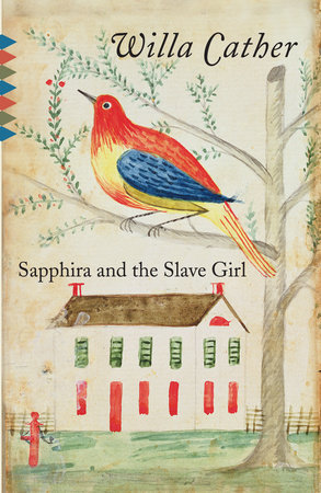 Sapphira and the Slave Girl by
