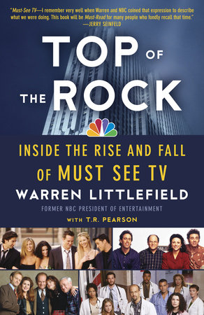 Top of the Rock by T. R. Pearson and Warren Littlefield