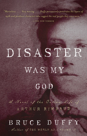 Disaster Was My God by