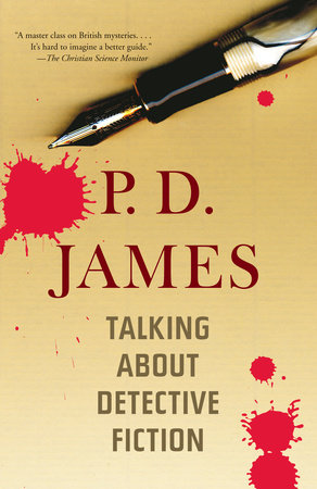 Talking About Detective Fiction by