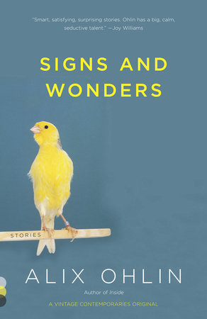 Signs and Wonders by Alix Ohlin