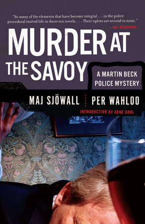 MURDER AT SAVOY by Maj Sjowall and Per Wahloo