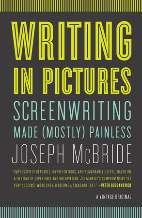 Writing in Pictures by Joseph McBride