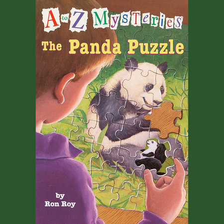 A to Z Mysteries: The Panda Puzzle by