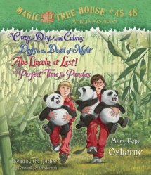Magic Tree House Collection: Books 45-48 Cover