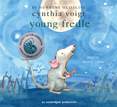 Young Fredle cover