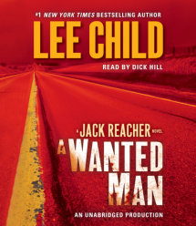 A Wanted Man Cover