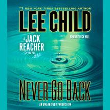 Never Go Back Cover