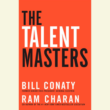 The Talent Masters by