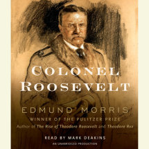 Colonel Roosevelt Cover