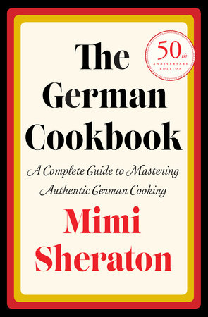 The German Cookbook by