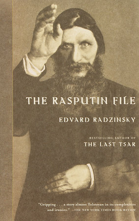 The Rasputin File by
