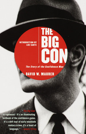 The Big Con by David Maurer