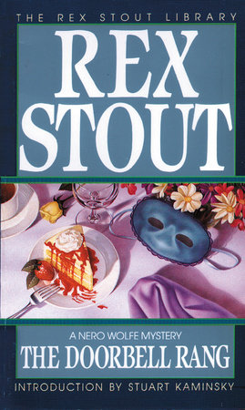 The Doorbell Rang by Rex Stout