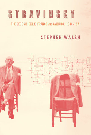 Stravinsky by Stephen Walsh