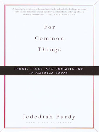 For Common Things by