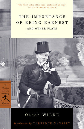 The Importance of Being Earnest by