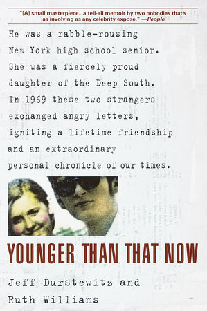Younger Than That Now by Jeff Durstewitz and Ruth Williams