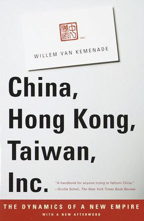 China, Hong Kong, Taiwan, Inc.
