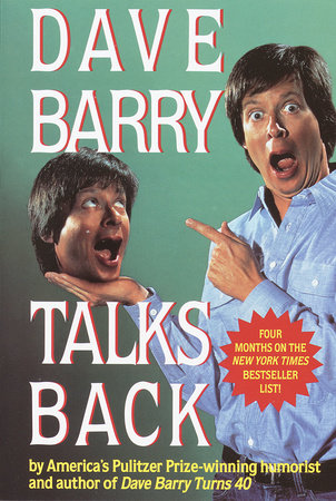 Dave Barry Talks Back by
