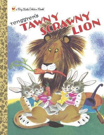Tawny Scrawny Lion (Personalized Book)