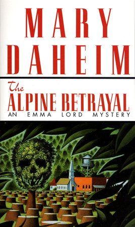 Alpine Betrayal by Mary Daheim