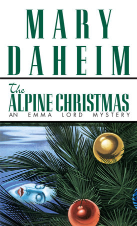 Alpine Christmas by Mary Daheim