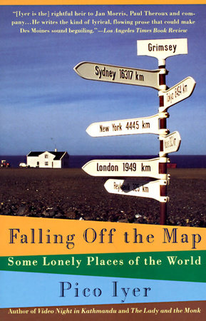 Falling Off the Map by