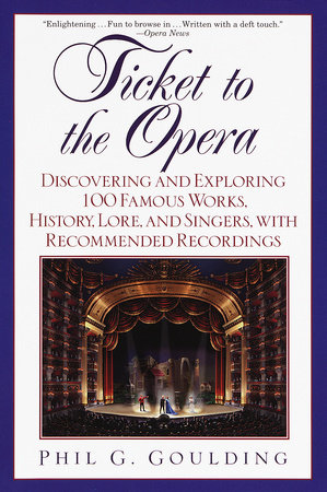 Ticket to the Opera by