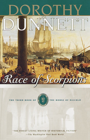 Race of Scorpions by Dorothy Dunnett