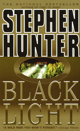 Black Light by Stephen Hunter