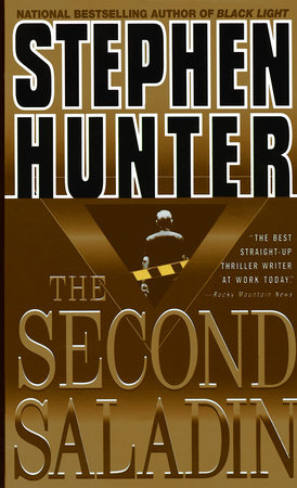 The Second Saladin by Stephen Hunter