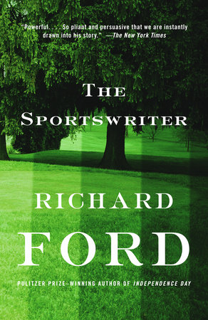 The Sportswriter by