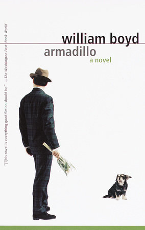Armadillo by