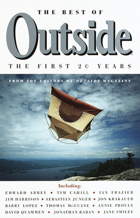 The Best of Outside by Outside Magazine Editors
