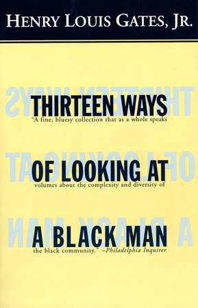 Thirteen Ways of Looking at a Black Man by