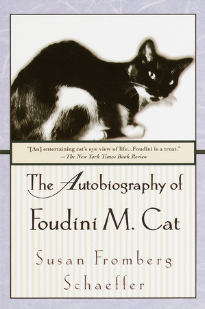 The Autobiography of Foudini M. Cat by Susan Fromberg Schaeffer