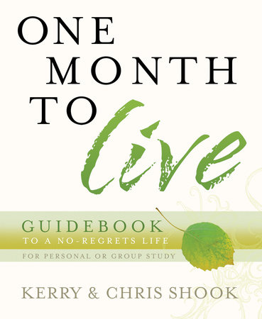 One Month to Live Guidebook by