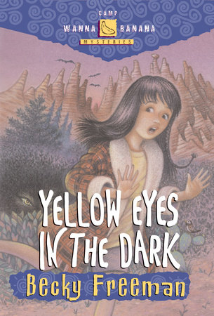 Yellow Eyes in the Dark by